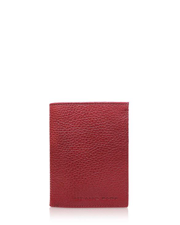 Billetera Hombre BH-95 Color Rojo