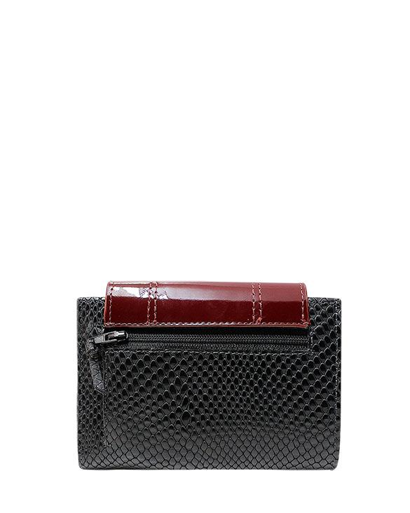 Billetera Mujer BM-0384 Color Rojo
