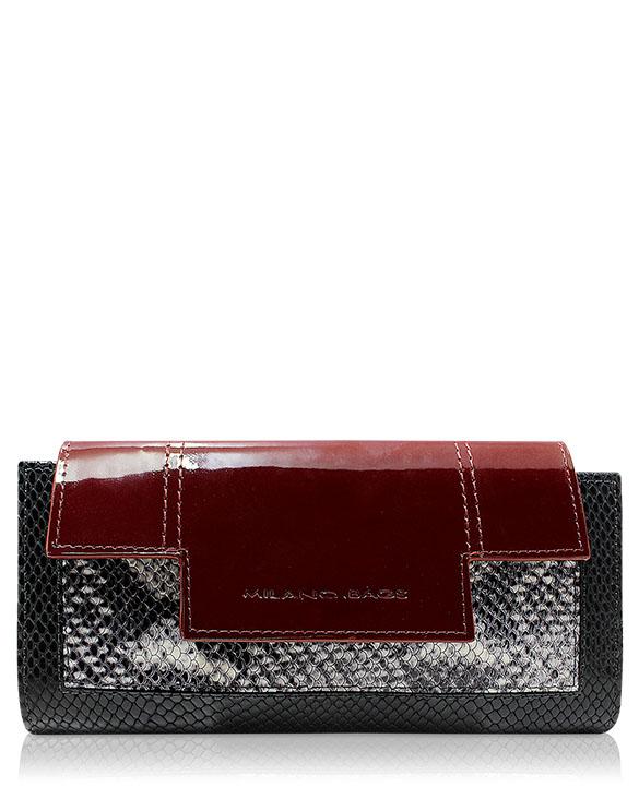 Billetera Mujer BM-0385 Color Negro