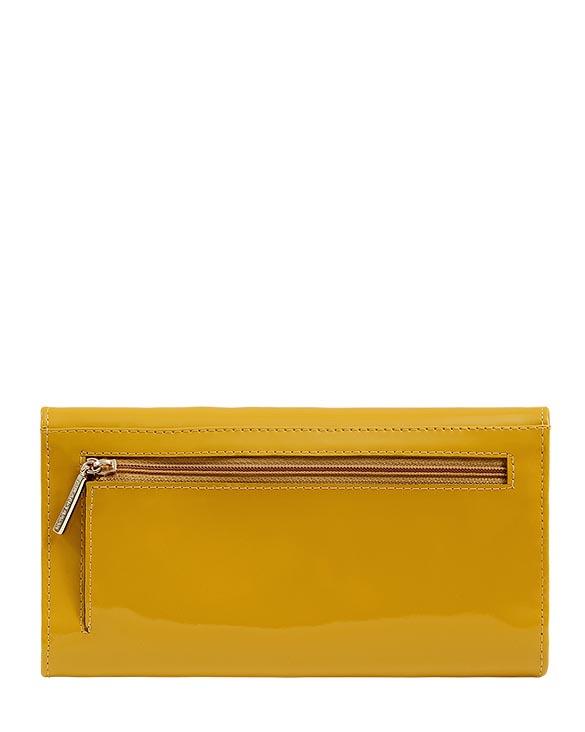 Billetera Mujer BM-0502 Color Amarillo