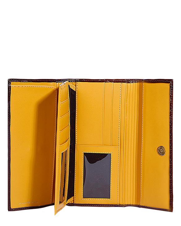 Billetera Mujer BM-0502 Color Marron
