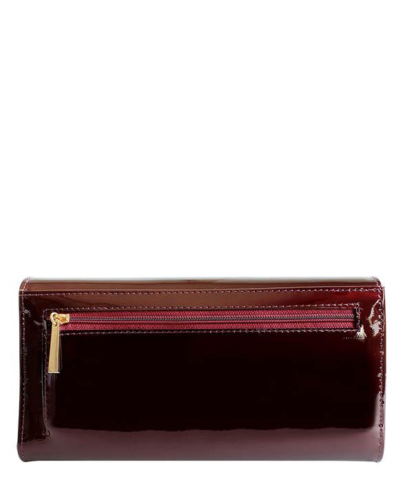 Billetera Mujer BM-0502 Color Rojo