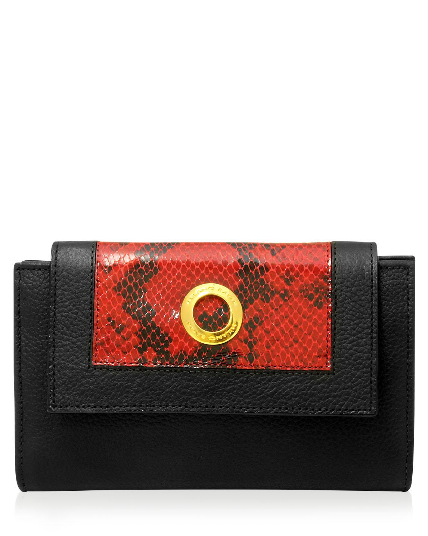 Billetera Mujer BM-0521 Color Negro