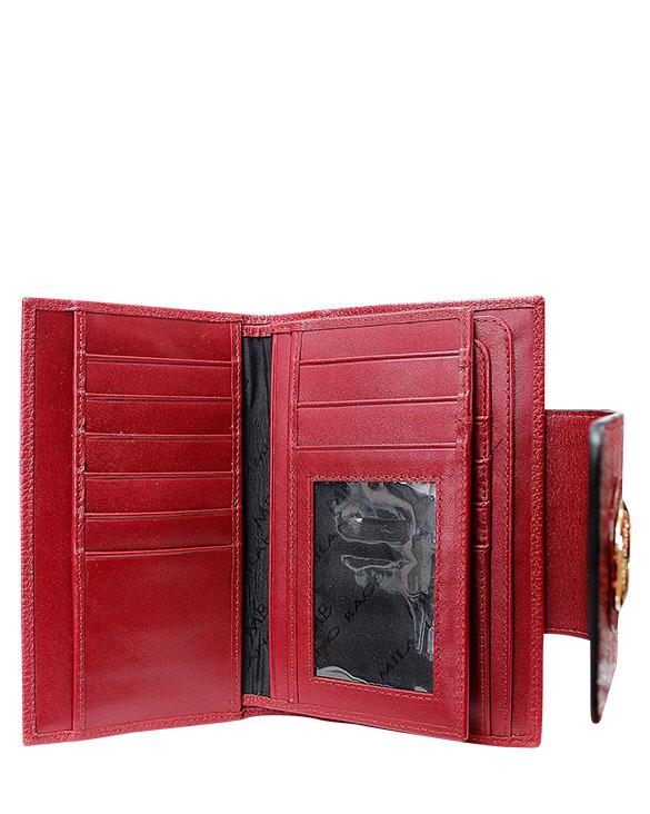 Billetera Mujer BM-0541 Color Rojo