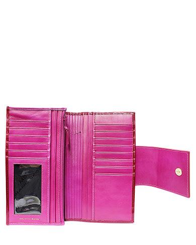 Billetera Mujer BM-480 Color Fucsia