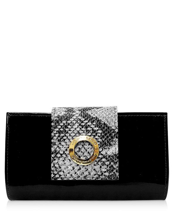 Billetera Mujer BM-480 Color Negro