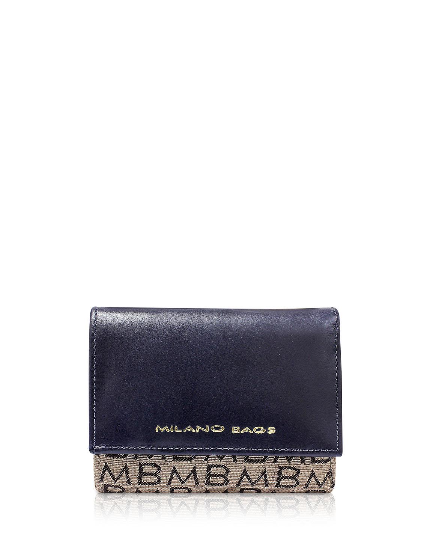 Billetera Mujer BM-535LB Color Azul
