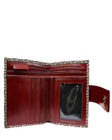 Billetera Mujer BM-536LB Color Rojo