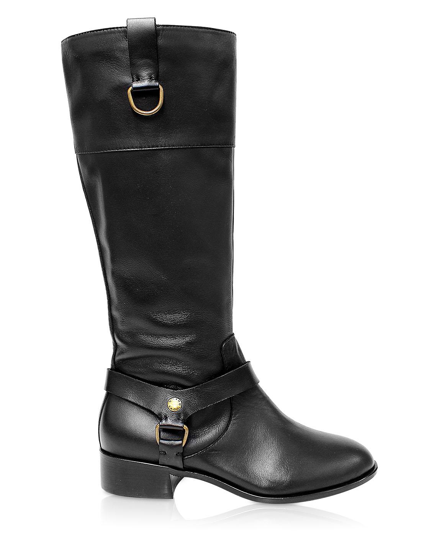 Calzado Bota FBT-8565 Color Negro