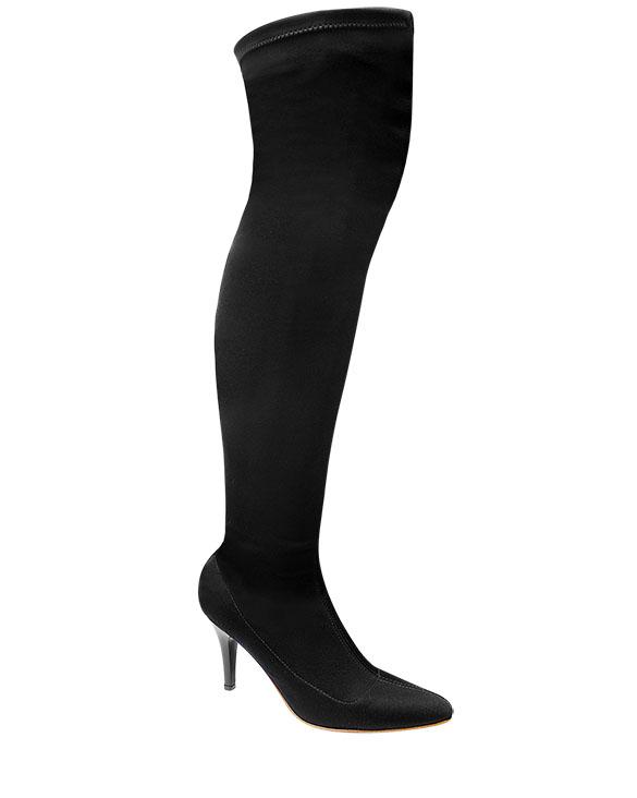 Calzado Bota FBT-8903 Color Negro