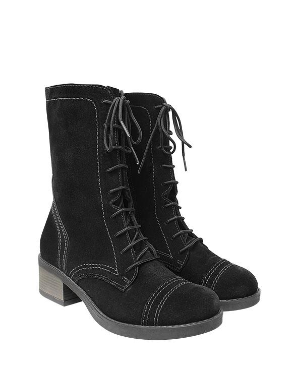 Calzado Botin FB-7831 Color Negro