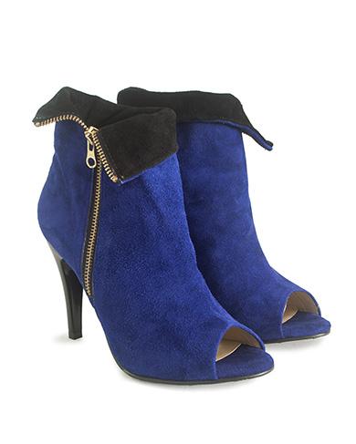 Calzado Botín FB-8128 Color Azulino