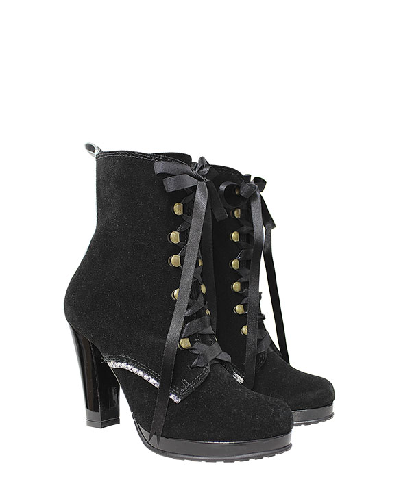 Calzado Botin FB-8480 Color Negro