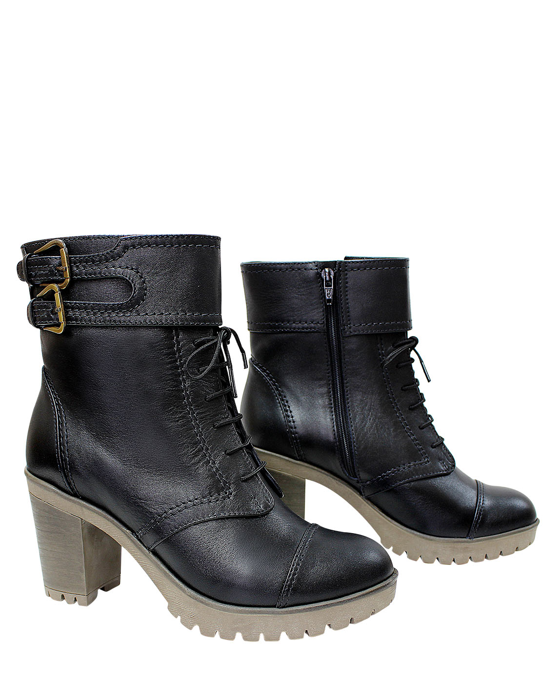 Calzado Botín FB-8871 Color Negro