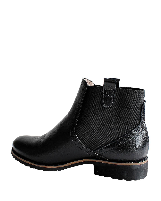 Calzado Botin FBU-7415 Color Negro