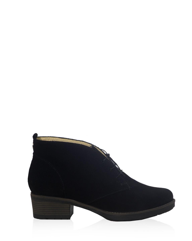 Calzado Botin FBU-7423 Color Negro