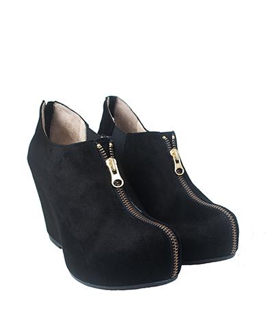 Calzado Botin FBU-7840 Color Negro