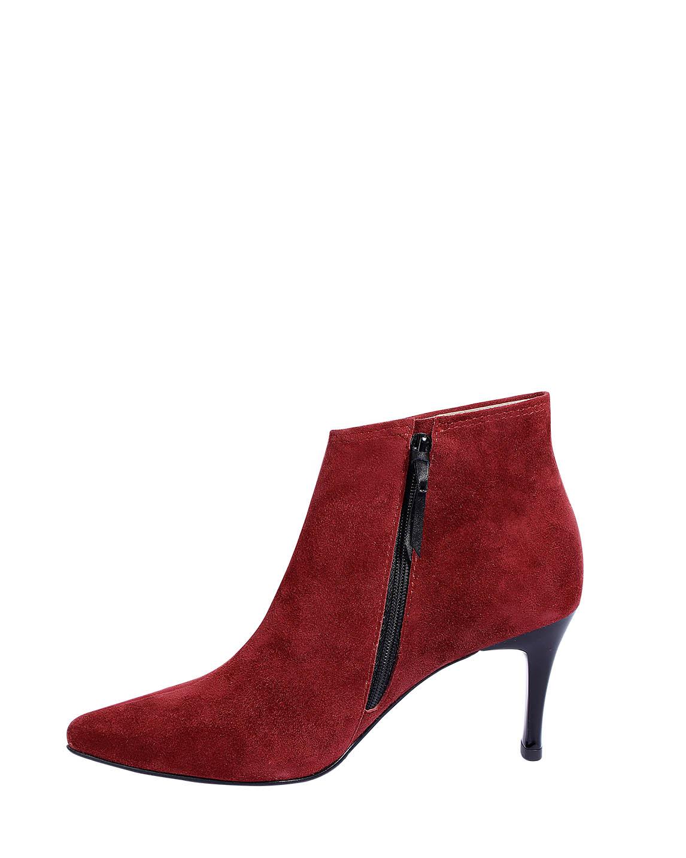 Calzado Botín FBU-8930 Color Rojo