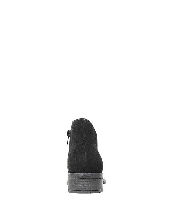Calzado Botin Niña FN-0040 Color Negro