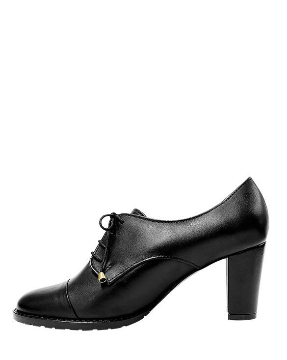 Calzado Derby FD-8802 Color Negro