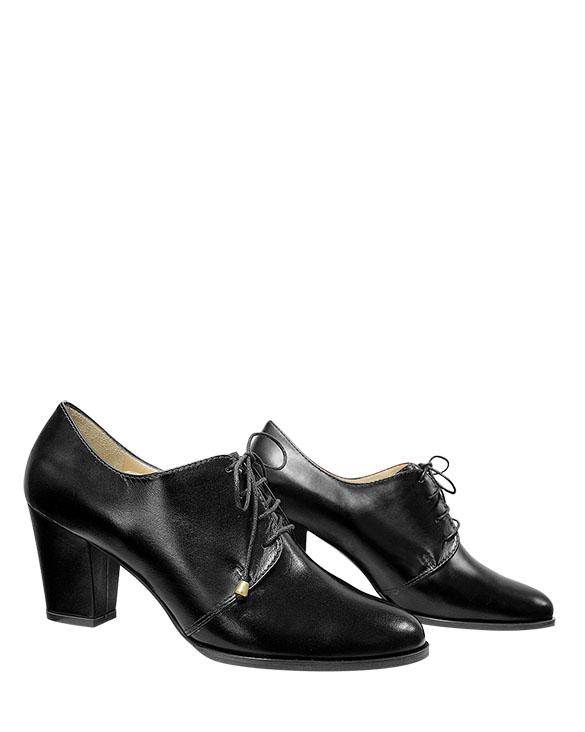 Calzado Derby FD-8878 Color Negro