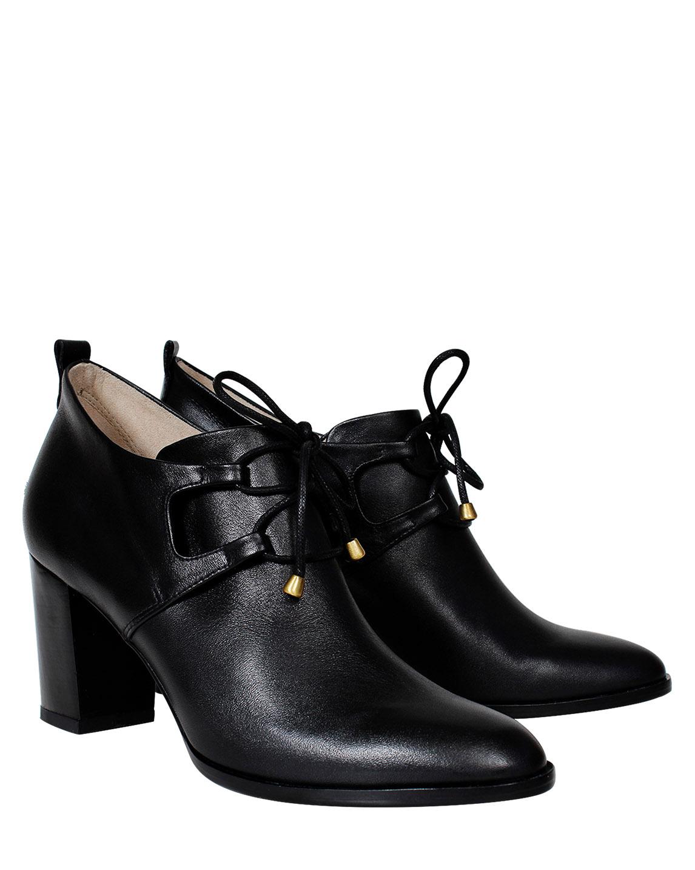Calzado Derby FD-9284 Color Negro