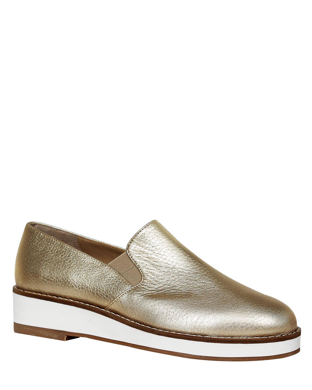 Calzado Flat FD-8929 Color Oro
