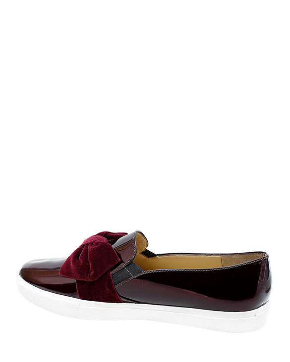 Calzado Flat FD-8934 Color Rojo