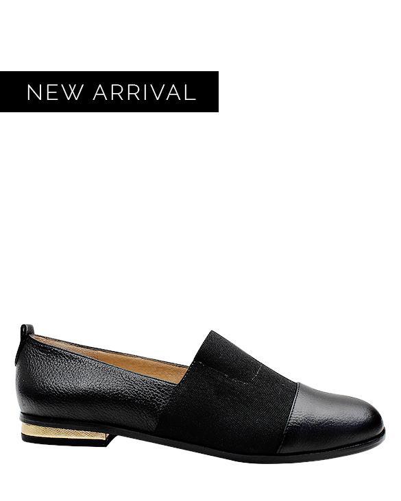 Calzado Flat FE-8549 Color Negro