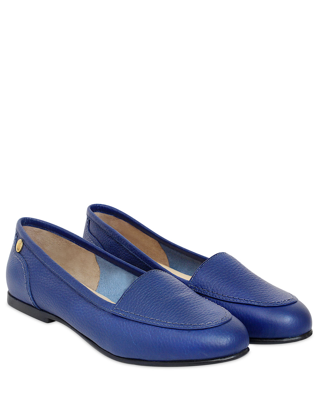 Calzado Flat FM-7563 Color Azul