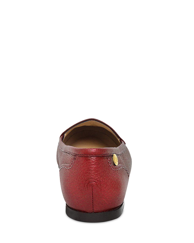 Calzado Flat FM-7563 Color Rojo