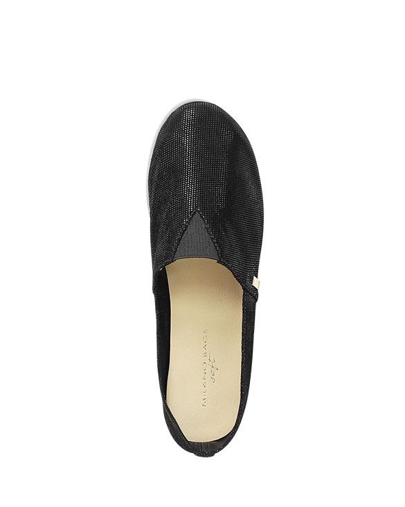 Calzado Flat FM-7629 Color Negro