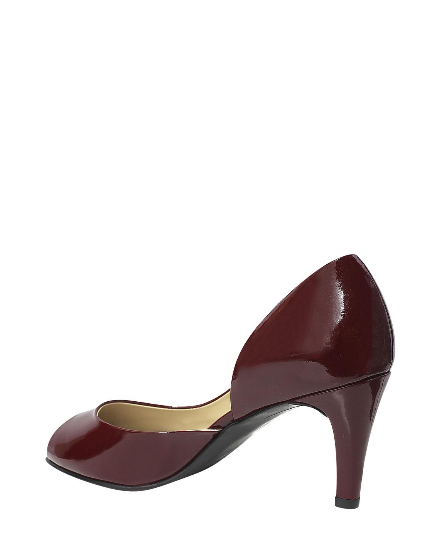 Calzado Peep Toe FRP-7849 Color Rojo