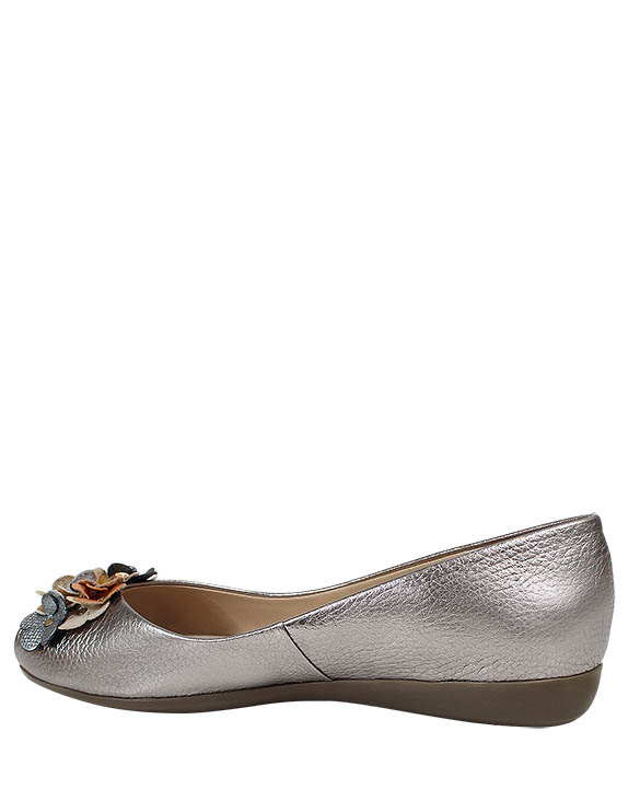Calzado Peep Toe FRP-8332 Color Plata