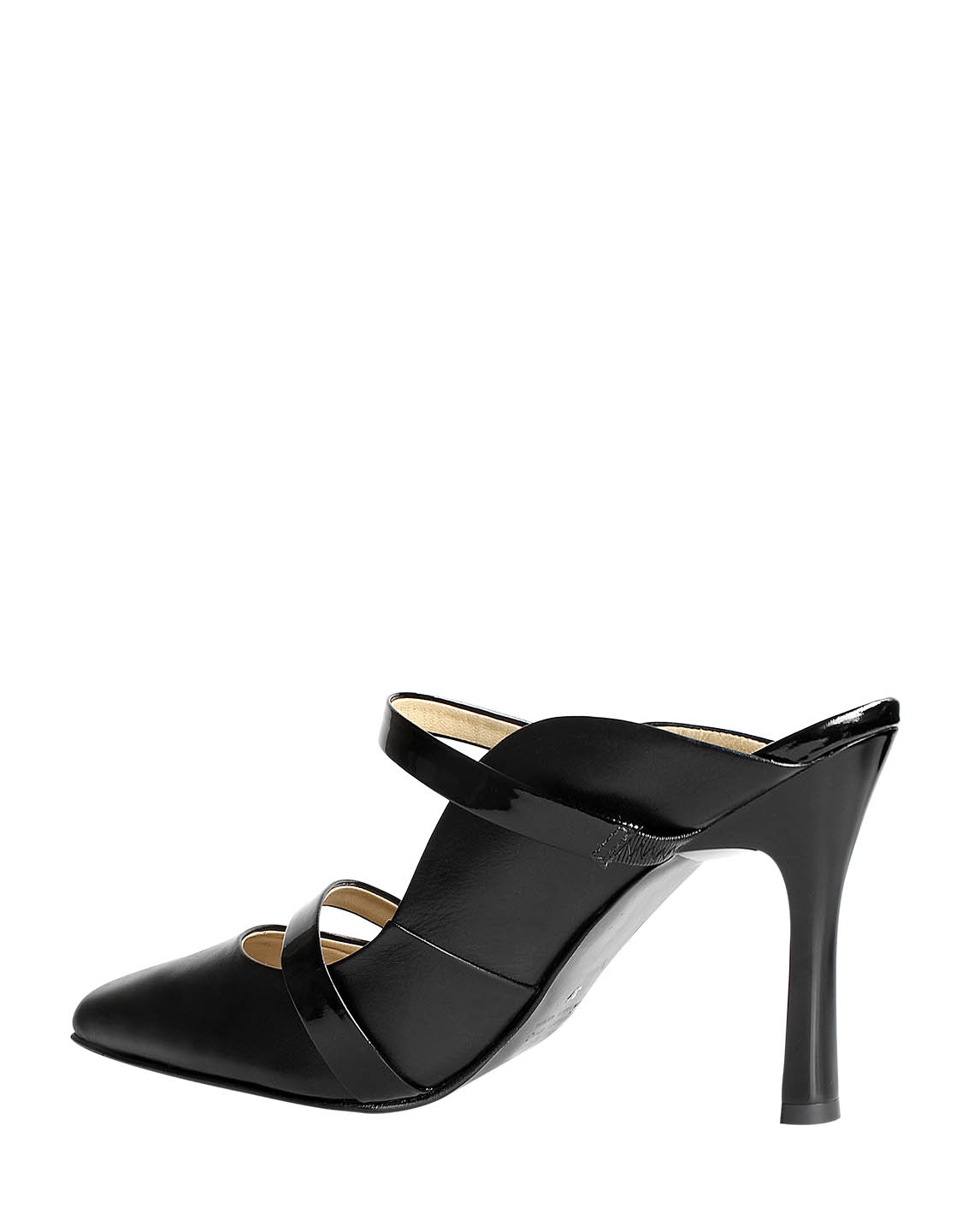 Calzado Pumps FRT-9262 Color Negro