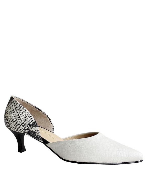 Calzado Reina FPT-8653 Color Blanco