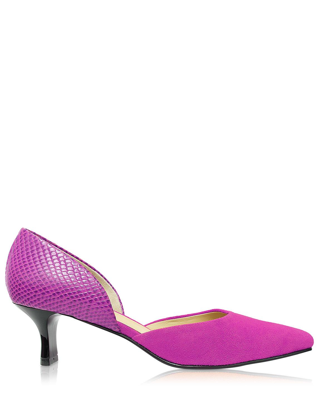 Calzado Reina FPT-8653 Color Fucsia