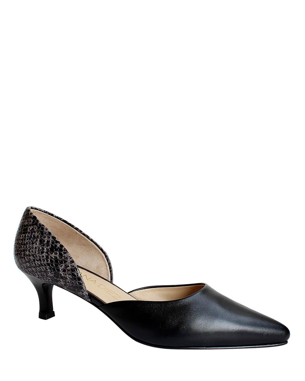 Calzado Reina FPT-8653 Color Negro