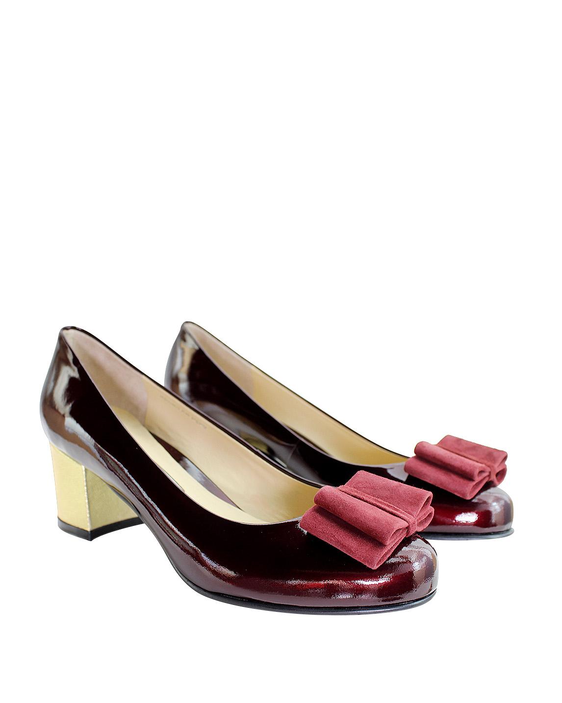 Calzado Reina FR-7284 Color Rojo