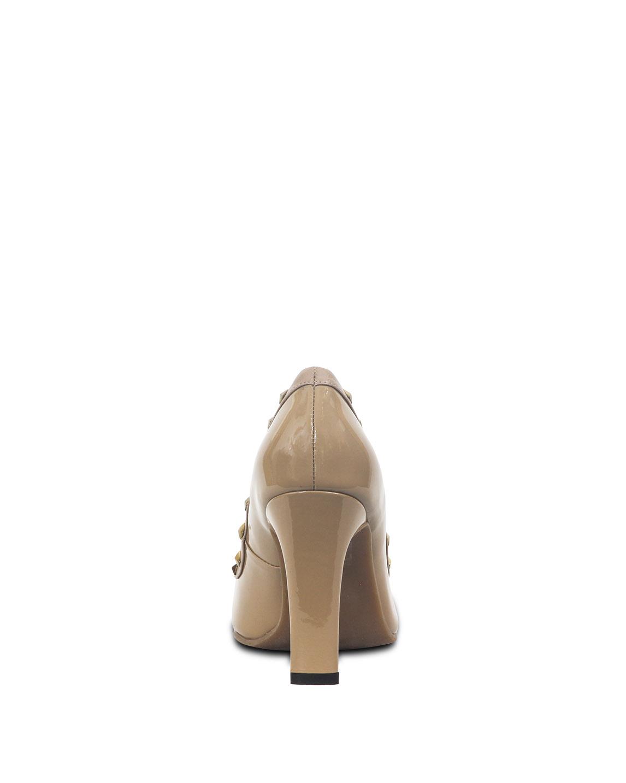 Calzado Reina FR-7859 Color Beige