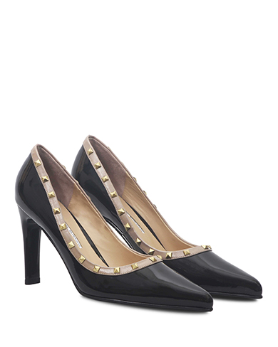 Calzado Reina FR-7859 Color Negro