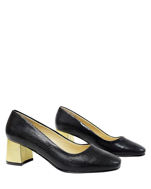 Calzado Reina FR-8457 Color Negro