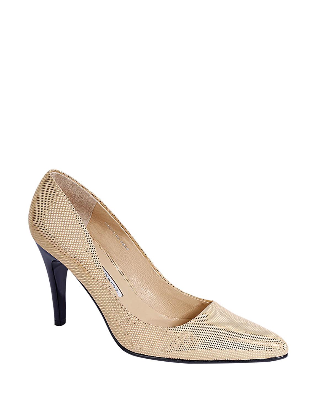 Calzado Reina FR-8726 Color Oro