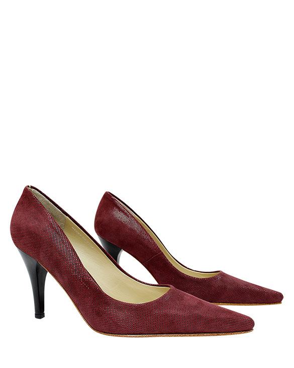 Calzado Reina FR-8914 Color Rojo