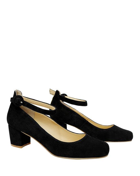Calzado Reina FR-8933 Color Negro
