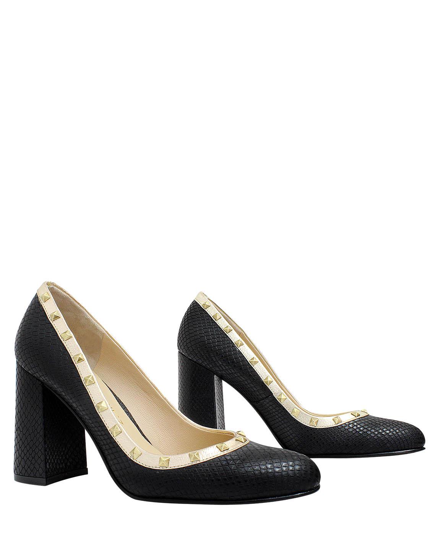 Calzado Reina FR -9014 Color Negro