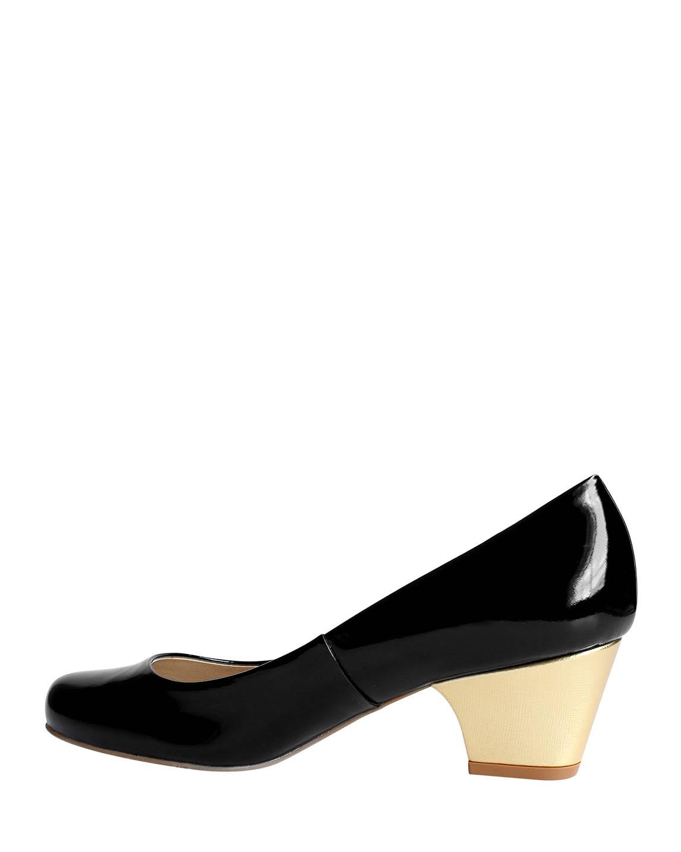 Calzado Reina FR-9175 Color Negro