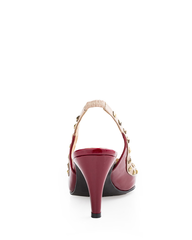 Calzado Reina FRT-7877 Color Rojo