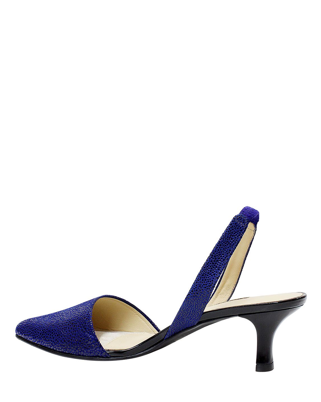 Calzado Reina FRT-8429 Color Azul