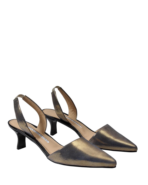 Calzado Reina FRT-8429 Color Oro